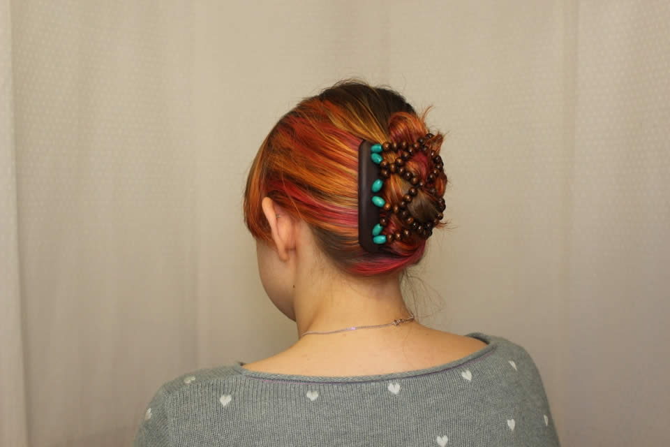 Butterfly Hair are the sole importers of African Butterfly hair clips in the UK