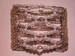 Pearl One Clip medium - 7 prongs, approx 7cm